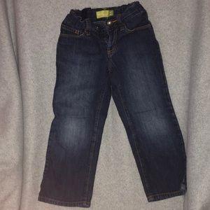 Little boys old navy jeans